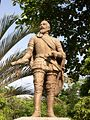 Legaspi Statue at Fort San Pedro, Cebu
