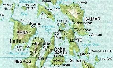 Samar & Leyte