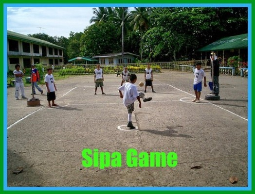 Sipa Games by Flickr
