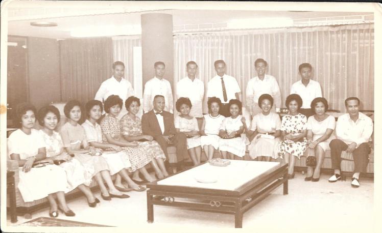 Spanish Class 1963