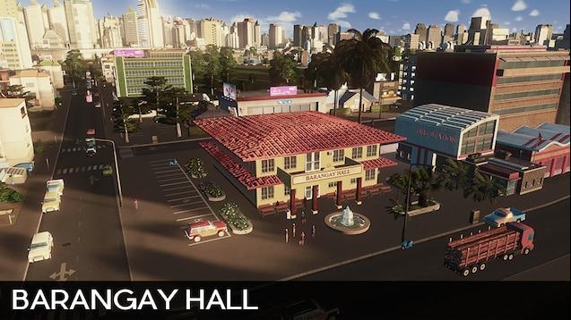 Barangay Hall by steamcommunity.com