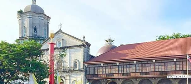 Bauan Church Batangas