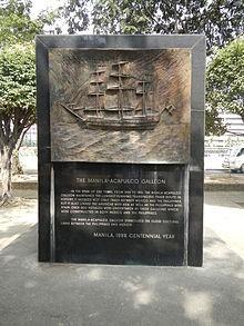 Galleon Memorial
