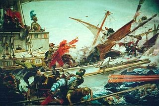 Luna Battle of Lepanto