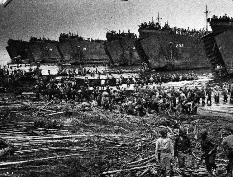Invasion of Leyte 2