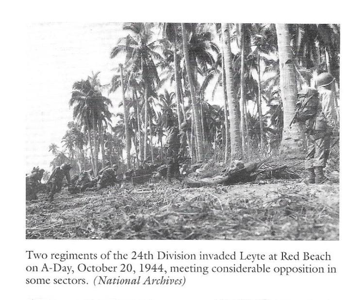 Invasion of Leyte 3