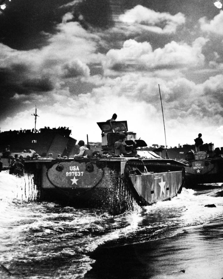 Invasion of Leyte