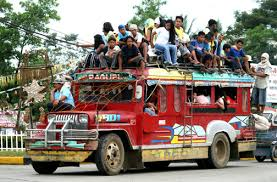 Jeepney by commons.wikipedia.org