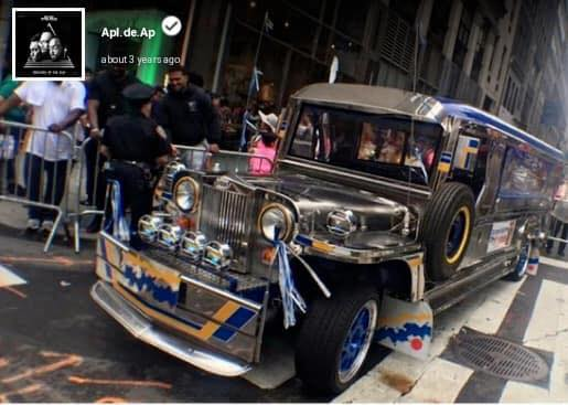 Jeepney in NY three years ago by Phil. News