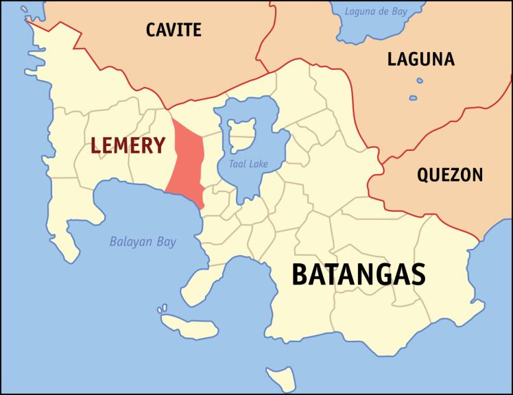 Lemery Map by HueMan1